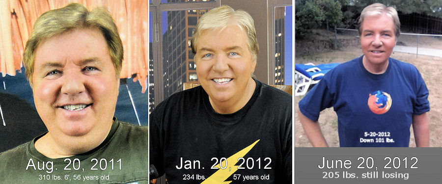 Corky Stanton weight loss